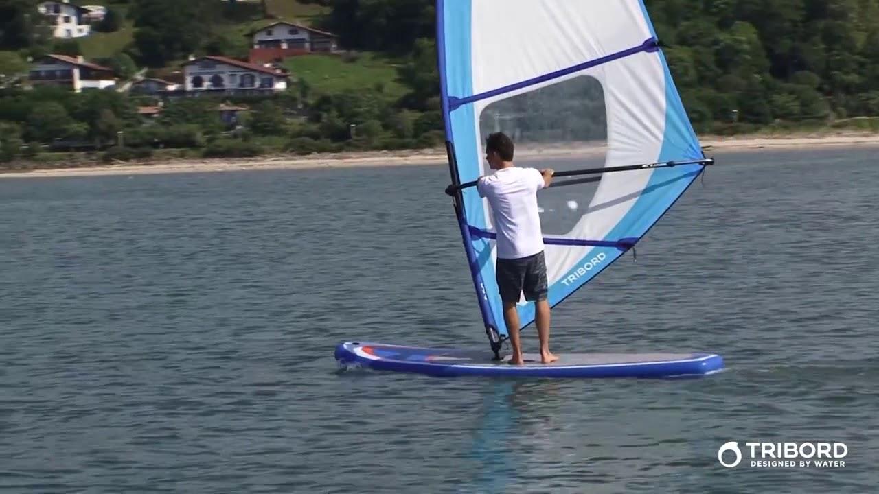 Windsurf Air Tribord Youtube