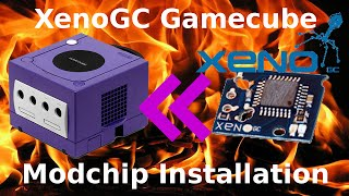 How to Install a XenoGC Modchip in Your Gamecube