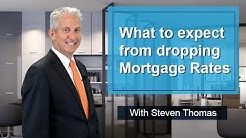 What To Expect From Dropping Mortgage Rates