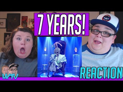 7 Years / Creep – หน้ากากทุเรียน,หน้ากากอีกา | THE MASK SINGER REACTION!! 🔥