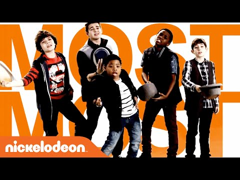 The Fakest Song Ever | Introducing Nickelodeon's All-New Boy Band! | Nick