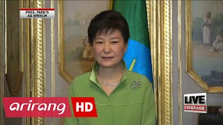 Pres. Park at African Union