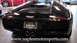 Lamborghini Murcielago LP640 2006 Videos