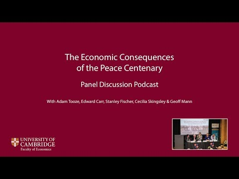 Economic Consequences Contemporary Relevance Panel Podcast