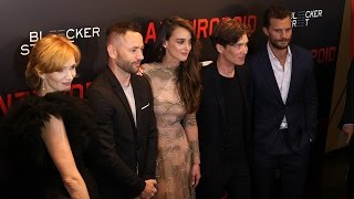 anthropoid ny premiere behind the velvet rope with arthur kade