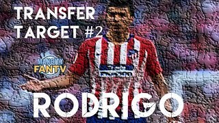 MAN CITY - TRANSFER TARGET VIDEO #2 - RODRI
