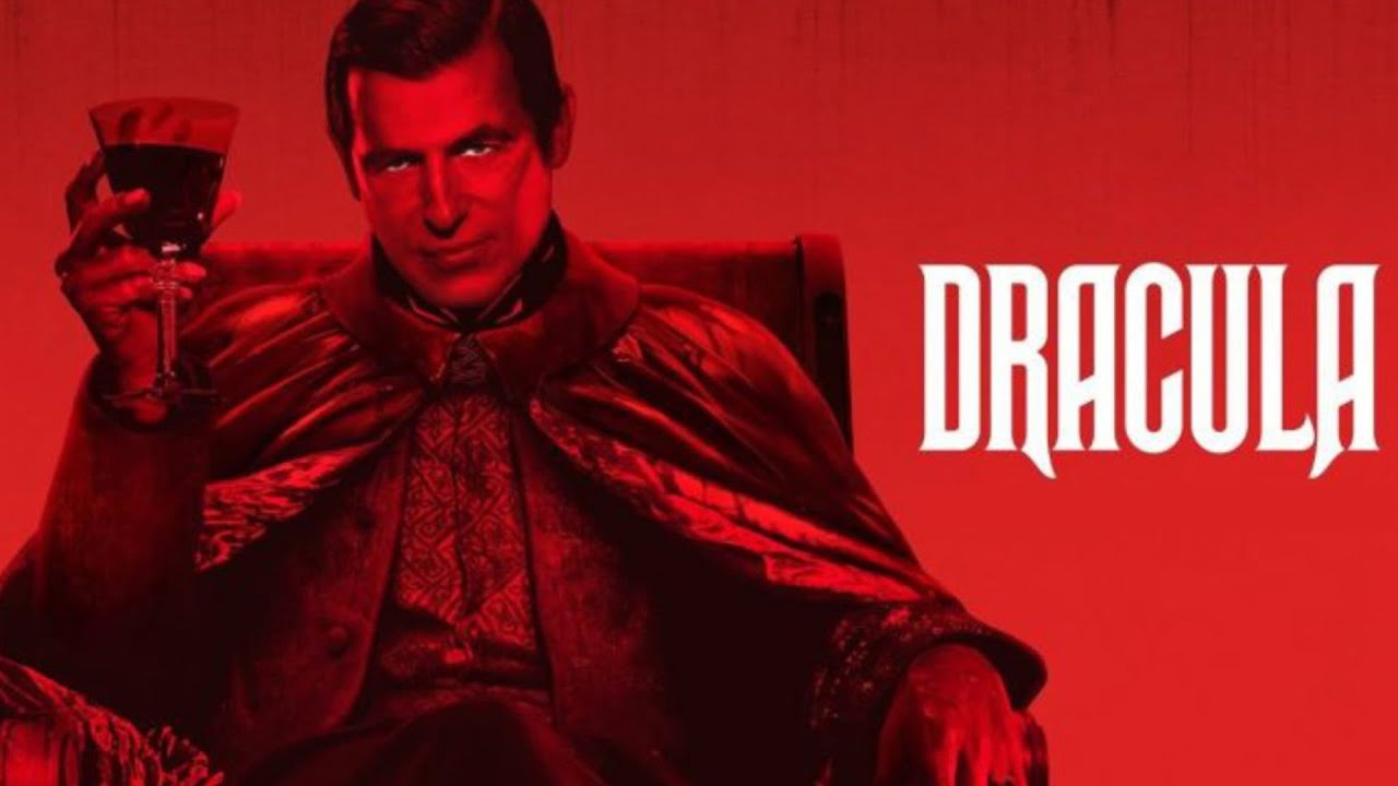 Dracula Season 2 Poster