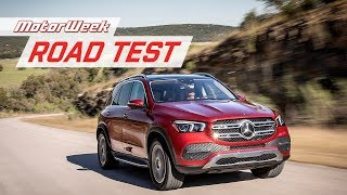 The 2020 Mercedes-Benz GLE Sets a New Luxury Standard | MotorWeek Road Test