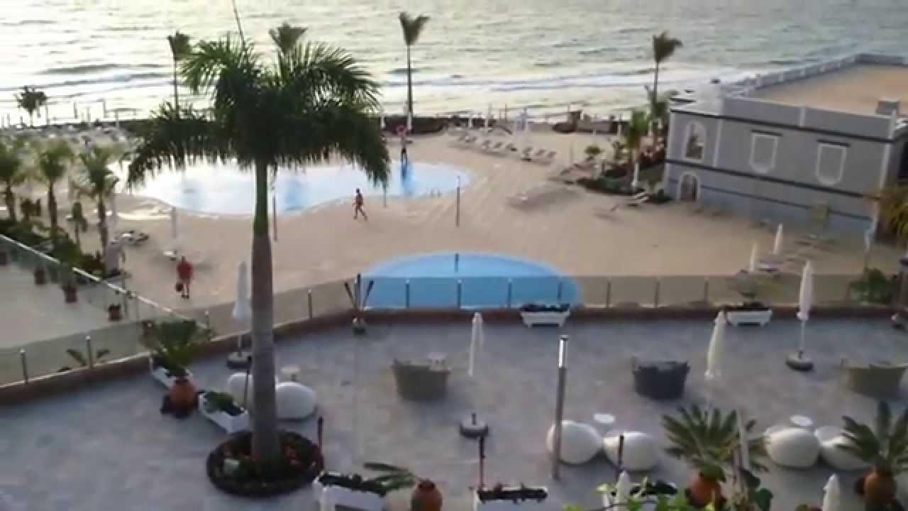 Sensimar Royal Palm Resort Spa Jandia Pool Area Youtube