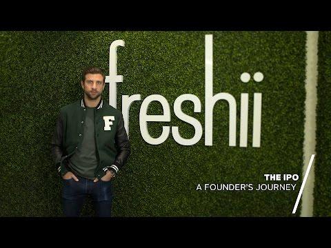 Freshii - Going Public on Toronto Stock Exchange