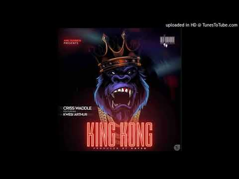 Criss Waddle - King Kong ft. Kwesi Arthur (Audio Slide)