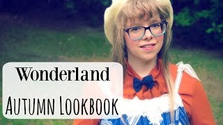 ⟪ Wonderland ⟫ OOTD - Lolita fashion Lookbook