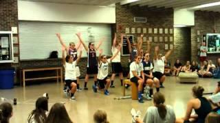 SDHS Girls Basketball Team Camp Skit