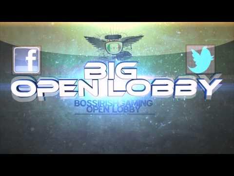 BossIrishGaming    Open Lobby    Today