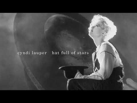"""Cyndi Lauper """" Hat Full Of Stars """" Full Album HD"""