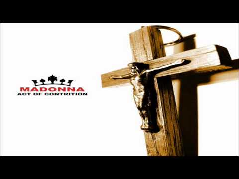 Madonna Act Of Contrition (Roy'z 2009 Instrumental Mix)