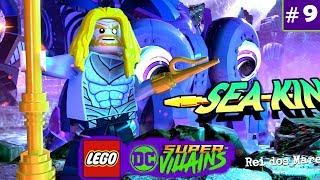 LEGO DC Super Villains #9 LIBERTEM O KRAKEN E TUDO MAIS NA BATALHA COM O REI DOS MARES Dublado Portu