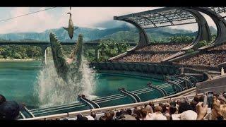 ジュラシック ワールド最新映画予告 ジュラシックパークシリーズ第4作 新恐竜の誕生 14年ぶりの ジュラシックワールド 予告編