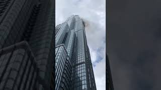 Landmark 81 cháy