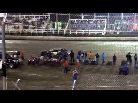 Macon Speedway John Osman Memorial 9 10 16 Part 2