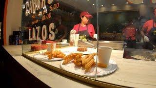 ⁴ᴷ⁶⁰ Walking NYC : Mercado Little Spain Food Hall at Hudson Yards