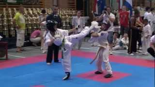 Kyokushin vs Taekwondo / Best of Bela Berei 2011-2012
