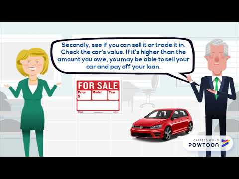 Car Dealerships That Pay Off Your Trade >> Car Loan Default What When How
