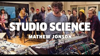Studio Science: Mathew Jonson on His Live Set-Up