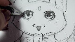 How to Draw Manga Mascots Three diferent Ways