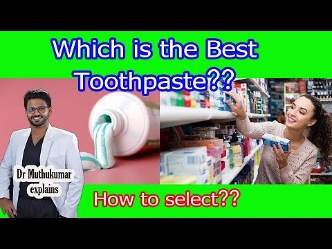 Download Which is the best toothpaste for cavities?Which is the best toothpaste for bad breath?