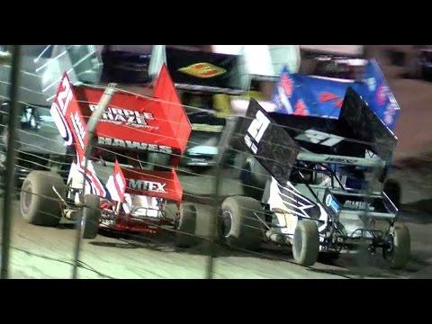 Marysville Points Race #2 HighLights