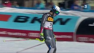 Mondiaux de ski alpin / slalom : Victor Muffat Jeandet, 17e et premier Français