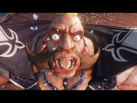 Street Fighter V / 5 - Funny Scenes / Moments |