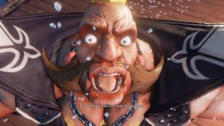 Street Fighter V / 5 - Funny Scenes / Moments