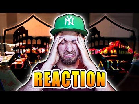 DARK POLO GANG - Caramelle | REACTION | Megiston
