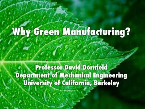 what is green manufacturing Green nanotechnology refers to the use of nanotechnology to enhance the environmental sustainability of processes producing negative externalities it also refers to the use of the products of nanotechnology to enhance sustainability.