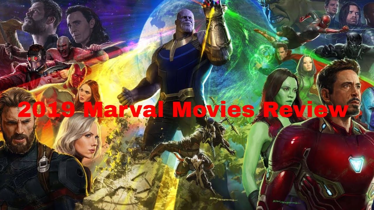 Movie - 2019 Marval Movies Review