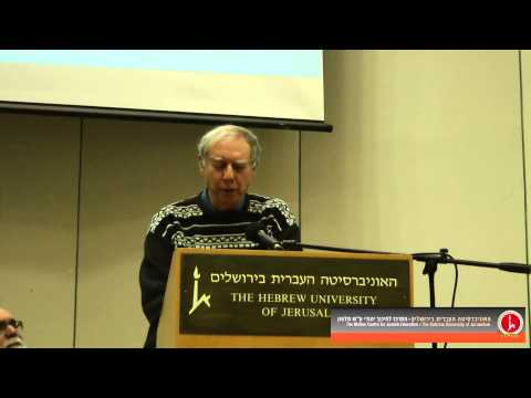 Jewish Education: Continuity for Creativity -  Zev Harvey