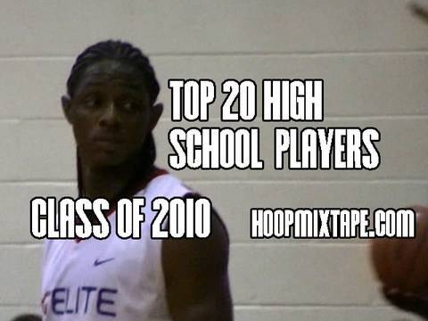 Rivals Top 20 High School Prospects Class Of 2010; 8/28/2009