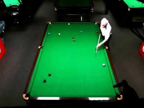 Snooker Shootout 2013 - 22 manna Gary Vinson vs Gunnar Benediktsson