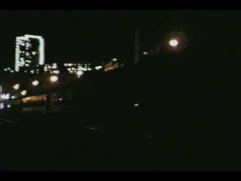 Recuerdo: Tren de Santiago a Valparaiso (Chile), pasando la caleta Portales [31-12-1994]