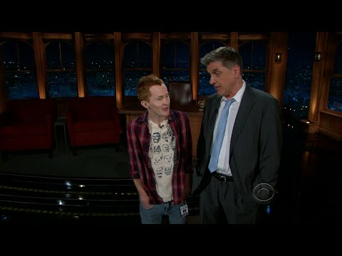 Late Late Show with Craig Ferguson 11/8/2010 Tom Selleck, My