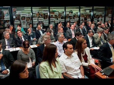 10ª audiencia de alegatos en el juicio oral por la tragedia de Once