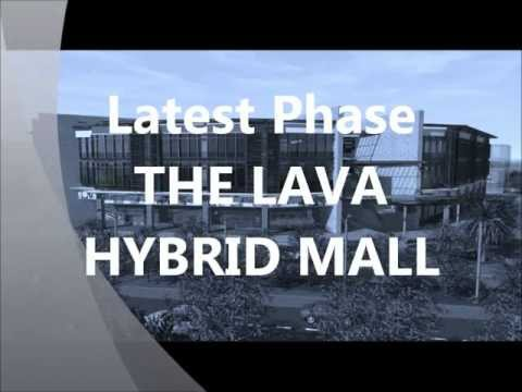 The Atmosphere - LAVA HYBRID RETAIL MALL