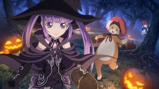 Tower of Spooks! - Tales of the Rays: October (2020) All Out Tower Run [テイルズ オブ ザ レイズ]