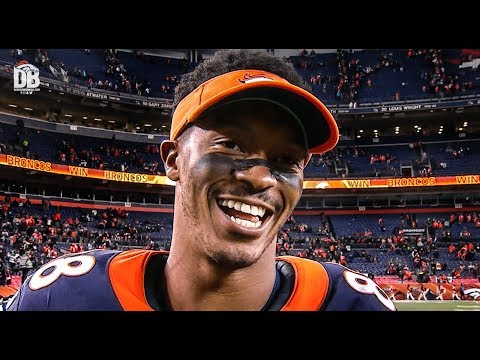 Postgame report: On the field with Demaryius Thomas