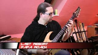 Papa Roach - Last Resort - (Guitar Cover) - Stahlverbieger