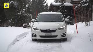 Subaru Impreza - Test de voiture