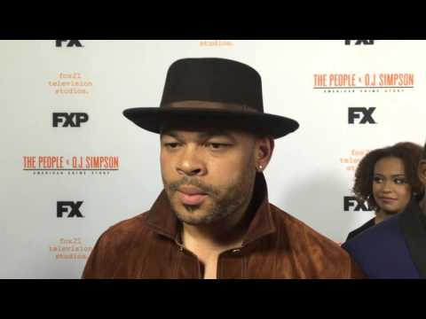 Director Anthony Hemingway chats about 'The People v. O.J. Simpson'