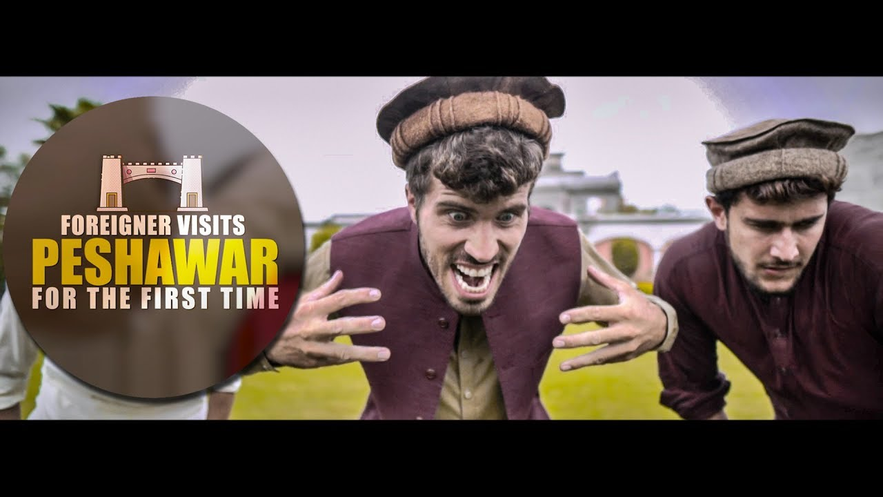 Foreigner Visits Peshawar For The First Time | Part 2 | Our Vines | Rakx Production